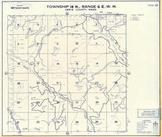 Township 14 N., Range 6 E., Mineral Creek, Ruby, Lewis County 1960c